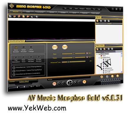 AV Music Morpher Gold v5.0.31_[www.YekWeb.com]