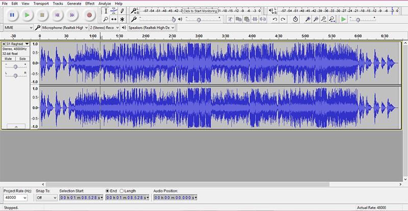 آموزش حذف صدای خواننده از روی آهنگ