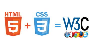 رفع خطاهای قالب سایت در W3C